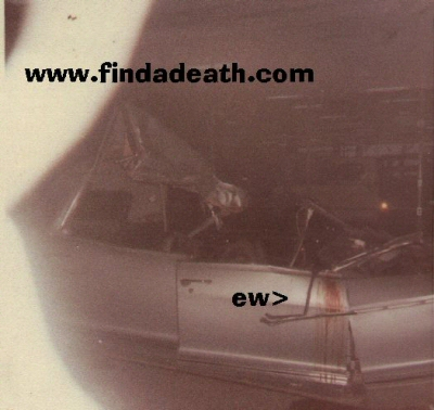 Death Photo Jayne Mansfield Car Crash